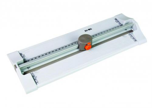 Trimmer Cutter 3-in-1 compact, Size A4 - TM-10