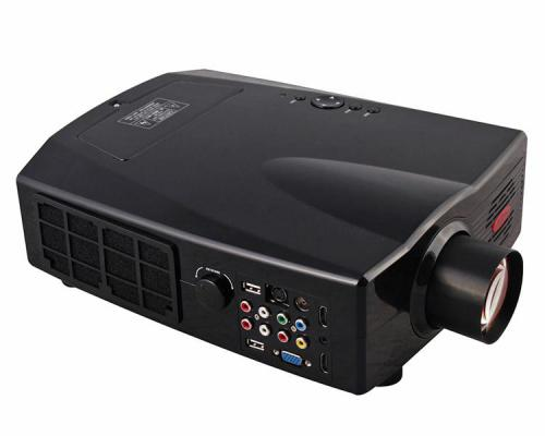 Multi-use video-projectors - VD-806LH